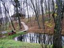 Тригорское - пруд